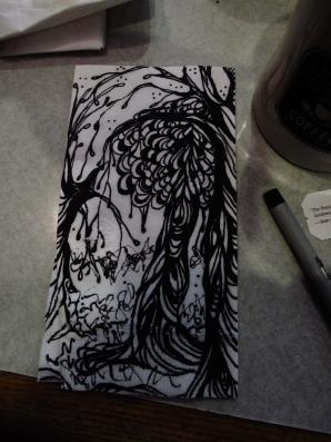 Murky Trees