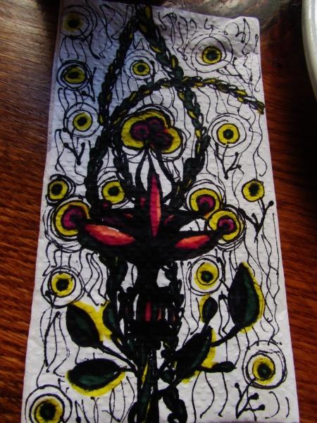 Cammerari Napkin Doodle 004