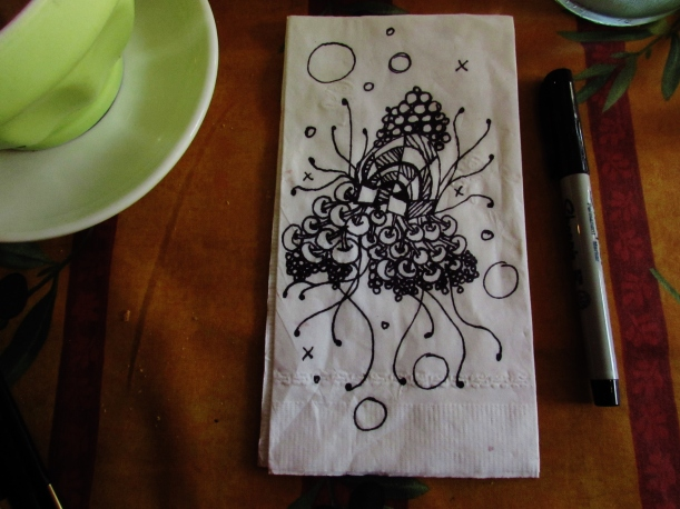 doodle and zentangle 009
