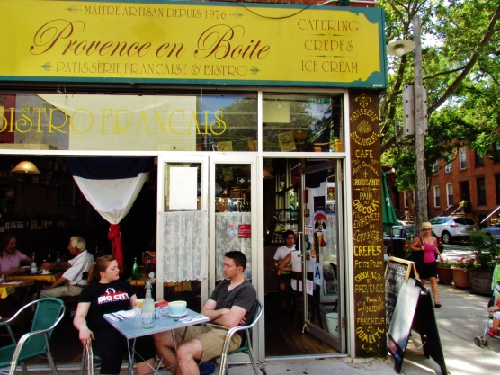 Provence en Boite, located on Smith St.