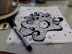 Zentangle Doodles 002