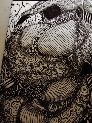 Zentangle Doodles 007