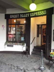 Ghost Alley Expresso