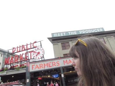 Me at Pike's Place
