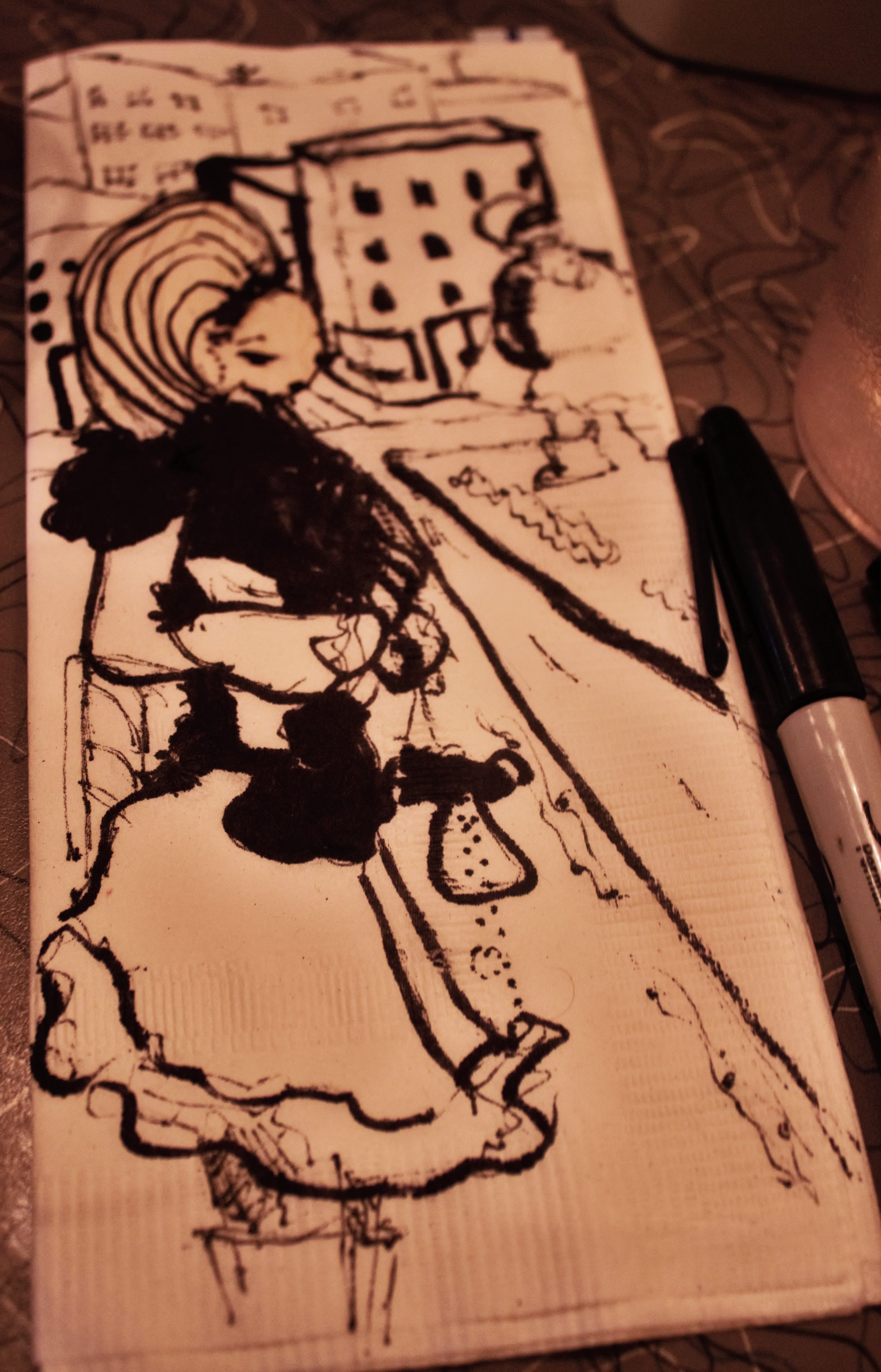 New Years Doodle 2015